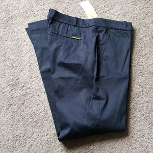 Michael Kors ankle/cropped dress pants